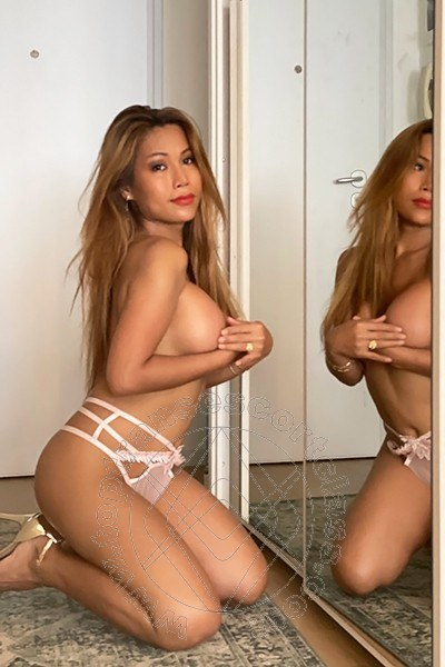 Trans Escort Verona Liisa Ladyboy Asiatica